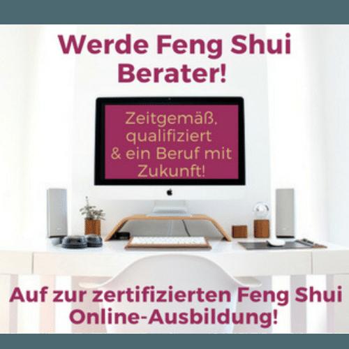 Zertifizierte Feng Shui Ausbildung
